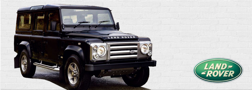 Quality Replacement Parts for Land Rover® vehicles. Providing a fast and efficient delivery service .